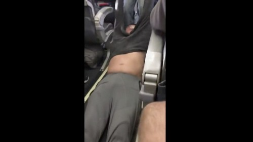 Airline bumping rates continue to fall after passenger-dragging incident