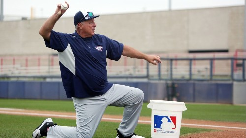 The Sports Report: Whatever happened to Mike Scioscia?