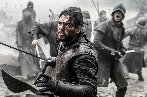 'Game of Thrones' recap: It's Jon vs. Ramsay in epic battle to the death
