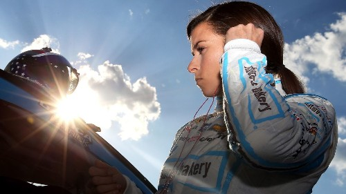 Even if Danica Patrick never wins Daytona 500 or any NASCAR race, she is great for racing - Los Angeles Times