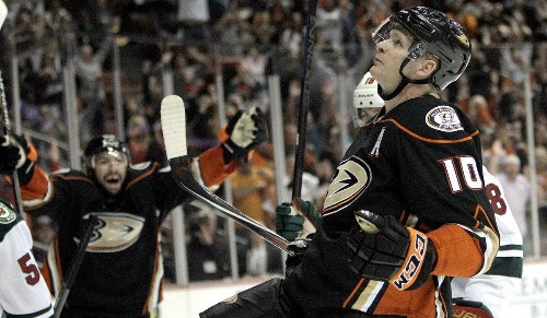 Ducks, a 2-1 winner over Wild, hoping to raise game