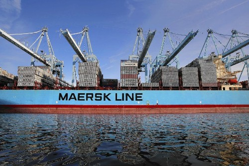 'Creating Global Opportunities' recounts rise of shipping firm Maersk