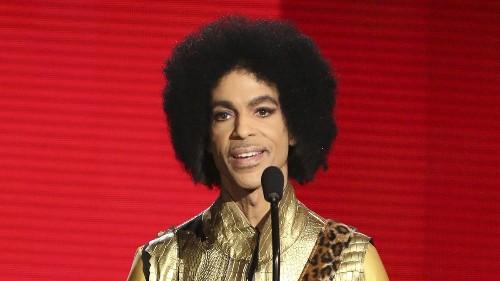 Prince's unfinished memoir set for October release