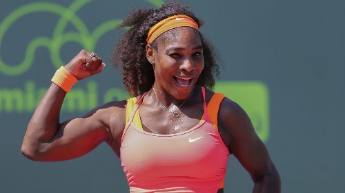 Serena Williams defeats Sabine Lisicki for 700th career win - Los Angeles Times
