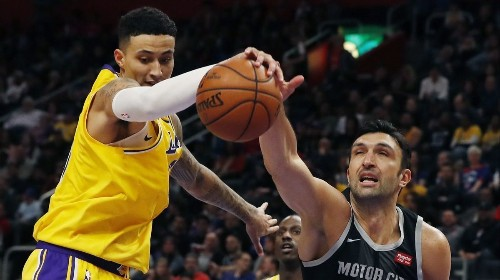 Lakers' Kyle Kuzma knows his reputation and is working to change it
