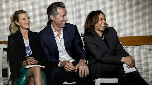 Sen. Kamala Harris gets California Gov. Gavin Newsom's endorsement for president