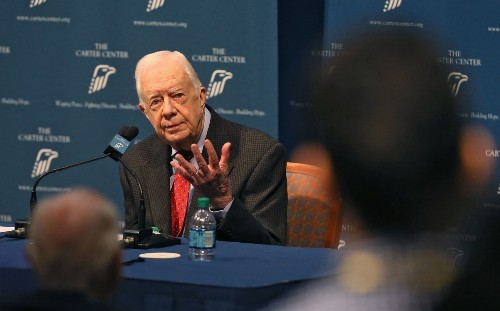 Jimmy Carter has one very big regret. Most presidents are right there with him. - Los Angeles Times
