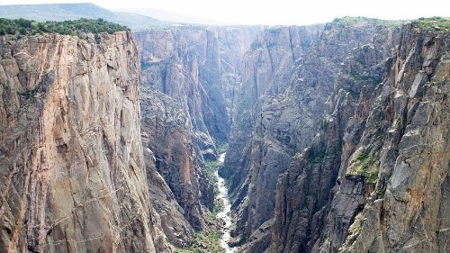 A weekend escape to Colorado's deep, steep Black Canyon of the Gunnison - Los Angeles Times
