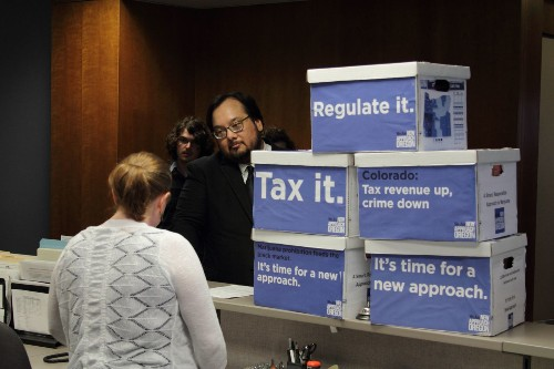 Oregon marijuana legalization measure makes November ballot