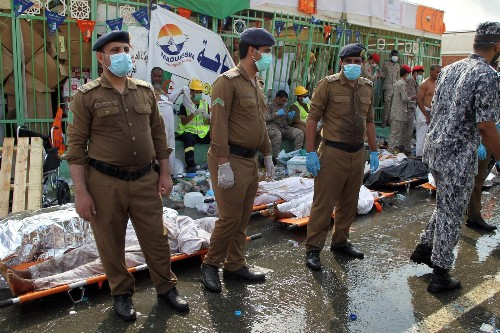 Hajj disaster: Are large crowds inherently dangerous?