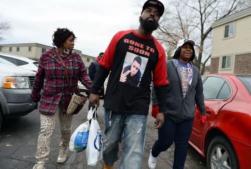 Grand jury decision on Ferguson police shooting anxiously awaited - Los Angeles Times