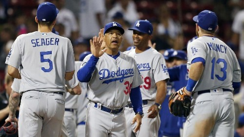 Dave Roberts looks to keep momentum going in second half of season