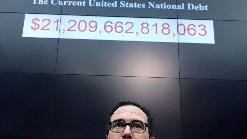 Under Trump, the U.S. debt grew by the size of the Brazilian economy in just two years - Los Angeles Times
