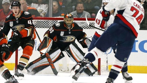 What we learned from the Ducks' 5-2 victory over the Washington Capitals