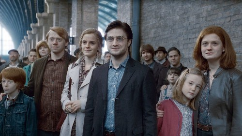 J.K. Rowling's new Harry Potter story: Could it see the big screen?
