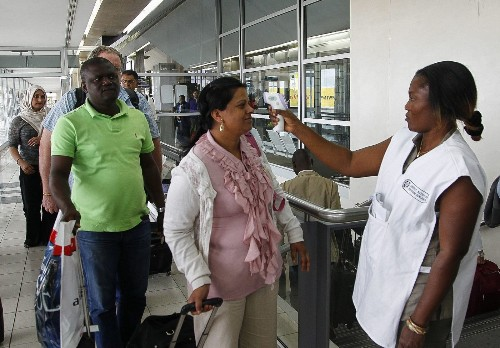 Fear spreads, borders close as Ebola restricts travel in West Africa
