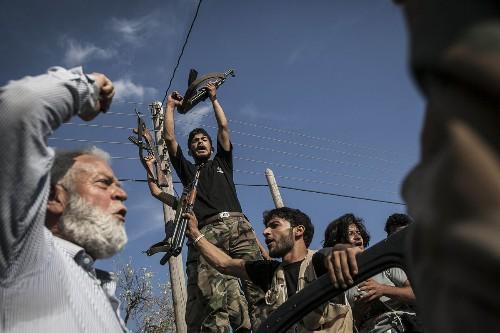 Al Qaeda-linked rebel leader reported killed in Syria