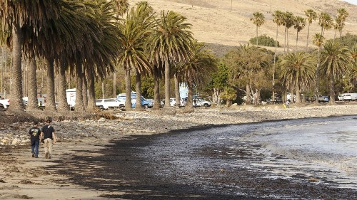 Pipeline firm found guilty of criminal charges in Santa Barbara oil spill - Los Angeles Times