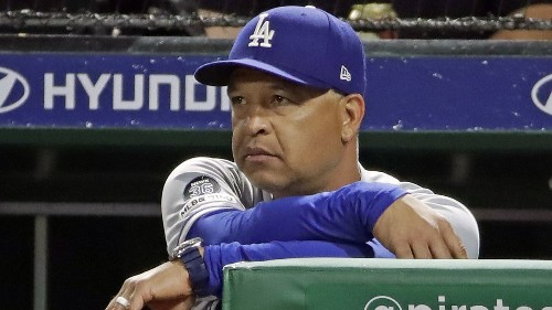 Dodgers manager Dave Roberts would like a White House invitation to decline