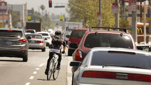 L.A.'s push to cut traffic deaths is faltering