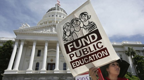 Two tax hikes for schools could end up on California's 2020 ballot