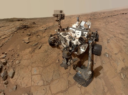 Take a virtual tour of Mars' Gale Crater, an ancient land of lakes