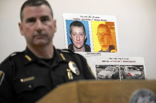 Manifesto sheds light on aliens and other paranoid beliefs of suspect in Idaho pastor's shooting