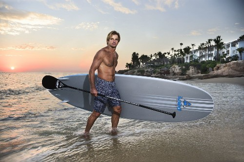 Surfing icon Laird Hamilton shares his 10-point plan to live forever - Los Angeles Times