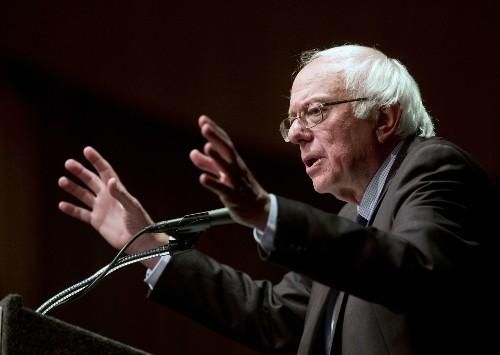 Democrats' new platform adopts many Sanders demands
