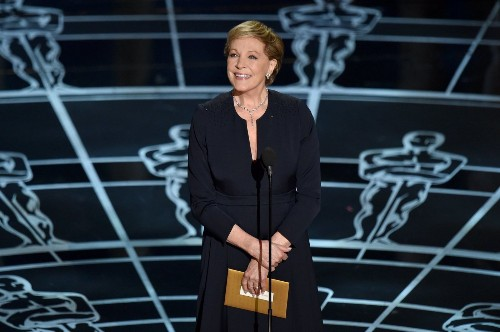 Julie Andrews on 'The Sound of Music,' film, fame and Lady Gaga - Los Angeles Times