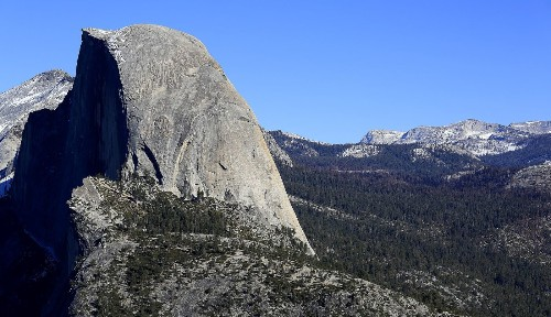 Earliest opening in 20 years for Yosemite's Glacier Point Road