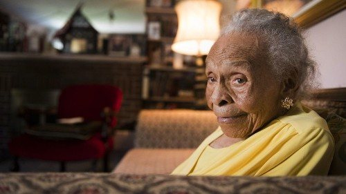 Olivia Hooker, one of the last survivors of the 1921 Tulsa race massacre, dies at 103 - Los Angeles Times