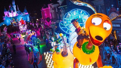 What to expect for Disneyland's 60th anniversary celebration - Los Angeles Times