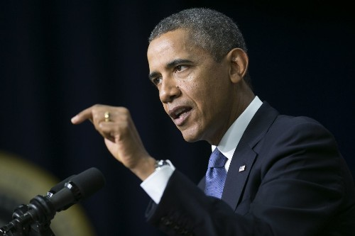 Obama economic speech: Worry persists, overshadowed by gun attack - Los Angeles Times
