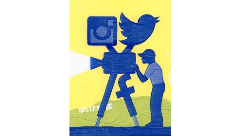 Hollywood explores the virtues and evils of social media - Los Angeles Times