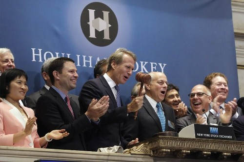 Investment bank Houlihan Lokey goes public to boost its profile