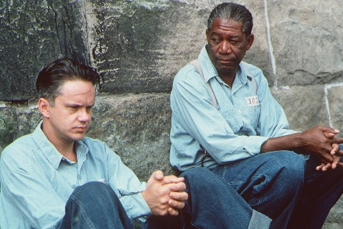 Reconnecting with 'The Shawshank Redemption' - Los Angeles Times