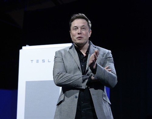 Tesla's Musk: New 'ludicrous' mode shoots Model S to 60 mph in 2.8 seconds