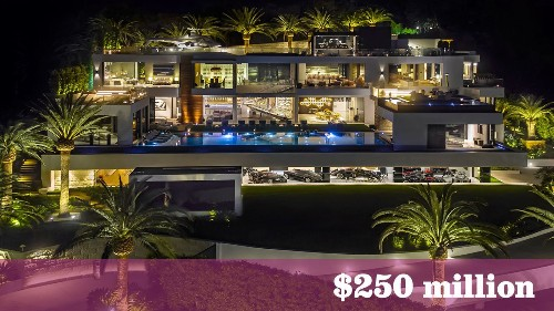 The U.S.' priciest house for sale is a Bel-Air mansion that includes 7 staffers and a helicopter - Los Angeles Times