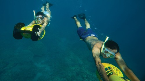 Oh, the depths you'll go to on these snorkeling-plus experiences in Hawaii - Los Angeles Times