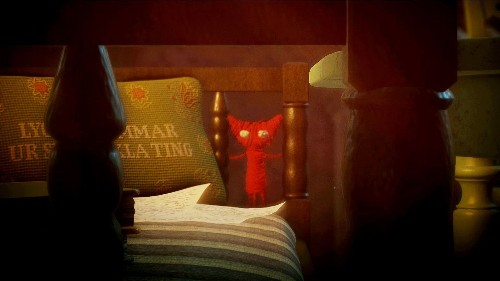A character called Yarny helps tie together memories and personal connections in 'Unravel' - Los Angeles Times