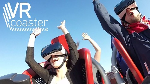 Get ready for virtual reality coasters to become a real-world reality