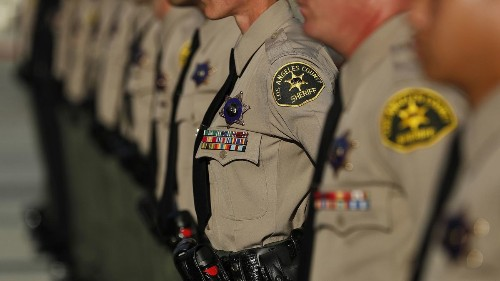 L.A. County sheriff's sergeant and three deputies placed on leave pending investigation