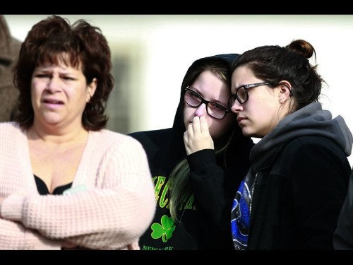 Pennsylvania family killings: Suspect found dead; some victims slashed