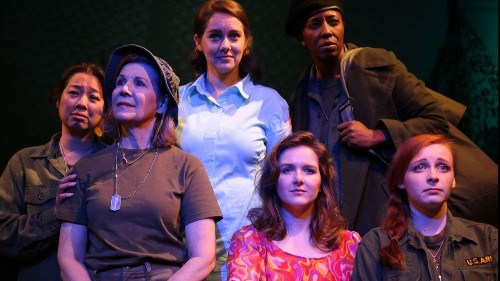 On Theater: A compelling 'Piece' of women in war at the Attic