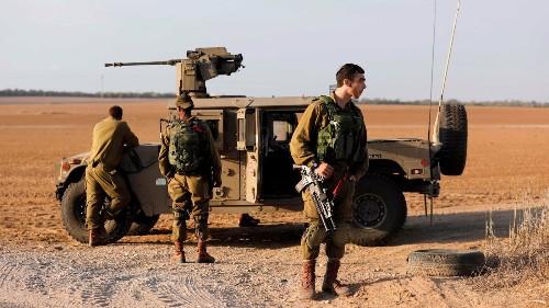 Israel blows up Gaza tunnel, killing 8 militants, including an Islamic Jihad commander - Los Angeles Times