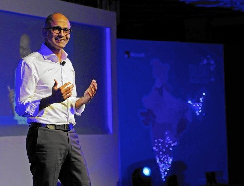 Indian immigrants are tech's new titans