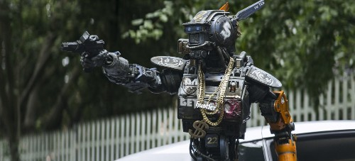 'Chappie': Why do so many sci-fi helmers lose heat on their fastball? - Los Angeles Times