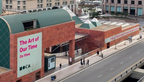 MOCA receives a $10 million gift to make admission free