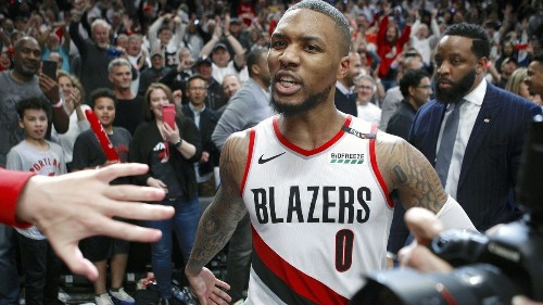 Damian Lillard has a fitting response to Paul George's 'bad shot' comment